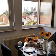 Domicile Domblick Apartment Speyer Direct City Location, no Through Traffic