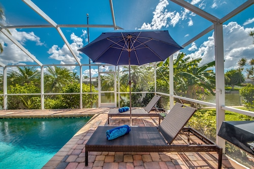 Casa Blue Horizon - Pool With Canalview - 4 Bedrooms - 3 Bath - Southex