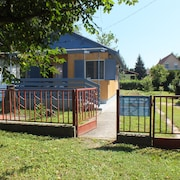 Cottage With Fenced Garden in Close Proximity to the Thermal Baths