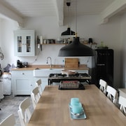 Exclusive Fisherman's House in the Historic Center of Greetsiel