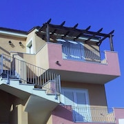 Brave New Non Smoking Apartment With Great sea Views in Northern Sardinia