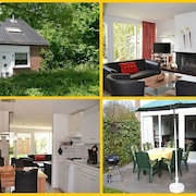 Corner House 3 Bedrooms on the Grevelingen Sea in the Park Aquadelta, Free Wi-fi