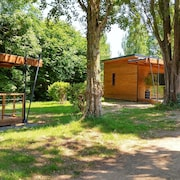 Chalet Baobab - 2 Rooms- Beach 500 m. Camping Shelter Côtier- Binic Etables / Mer