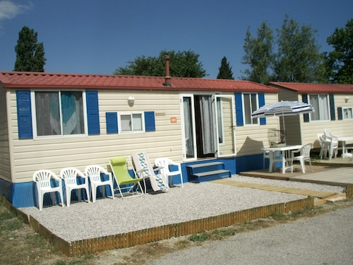 Mobile Home for Rent in Sigean