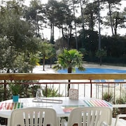 T2 Ondres Beach With Pool and Tennis