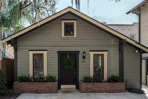 Downtown Orlando-harwood House-lake Eola Heights- Historic District