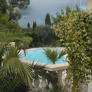 Charming Villa 2 Rooms 15mn OF Nice With Communal Pool