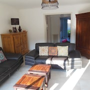 Apartment F3 Heart of City, View on the Mount Saint Clear Very Sunny