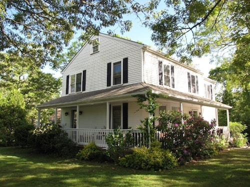 Charming Edgartown Home With Wrap Around Porch