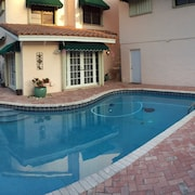 Spacious Home w/ Water Views & Lovely Pool! On Golf Course! Great Patio -bbq!