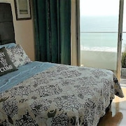 Ocean View Apartment Close to Airport