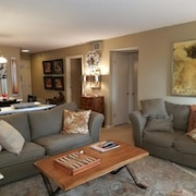 Privately Owned 2 Br/2 Full Baths,- Condo Unit-3 Beds/1 Sleeping Sofa