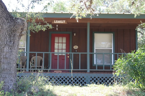 Check Expedia for Availability of The Leakey Side - Whiskey Mountain Duplex - Great Location!