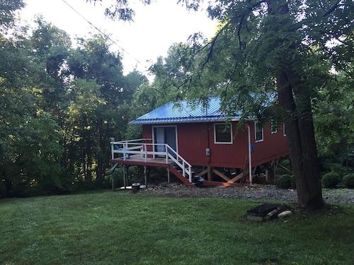 Cozy Mountainside Cabin 3400 Near Asheville Nc