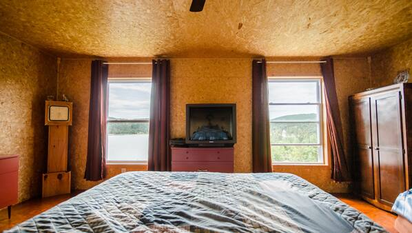 3 slaapkamers, internet
