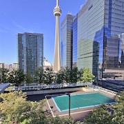 CN Tower View + Free Parking = Sale!