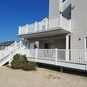 Dream Waterfront Getaway 5 Minutes to LBI Beaches