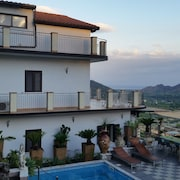 Superb Apartment in Villa With Swimming Pool Near Taormina and Giardini - Naxos