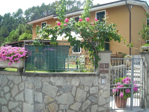 Holiday House sea With Garden Deiva Marina, 5 Terre, Liguria DI Levante