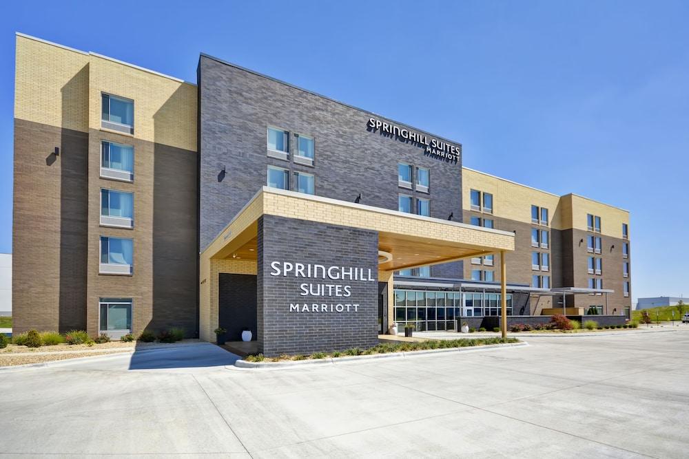 springhill suitesmarriott cincinnati blue ash in cincinnati