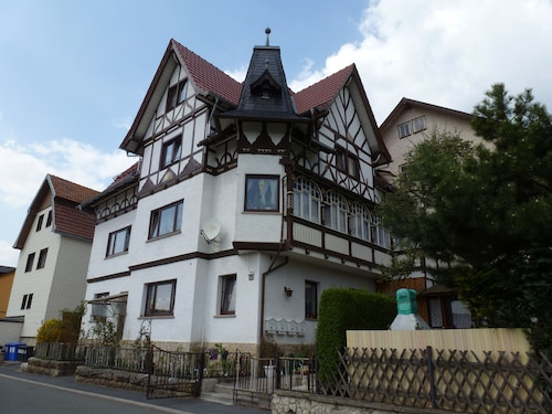 Large Apartment With a Beautiful View Over the Rooftops of Schalkau