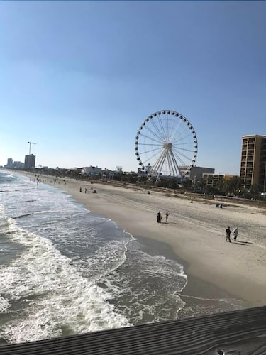 Great Place to stay Myrtle Beach Sea Glass Tower near Myrtle Beach
