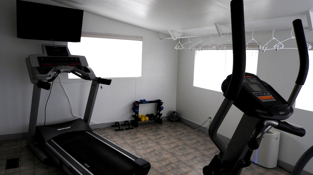Fitness Facility, Feel at Home During Your Visit by Staying at a Real House in a Vancouver Suburb