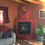 Jewel of the Historic District! Exceptional, Beautiful Casita! Totally Taos!!