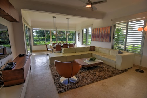 3 Bed, 3.5 Bath Luxury Condo In Punta Cana Resort & Club
