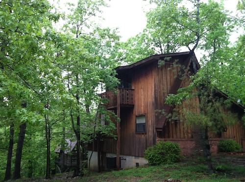 Chalet 3 - Fisherman's Landing - Chalet in Norfork Lake Ozark Mountain Lodge