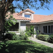 Spacious 3 Bedroom House in Gated Community, Next to Coachella and Indian Wells