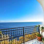 Apartment-amalfi Coast-sea View-parking-air Conditioning-wifi