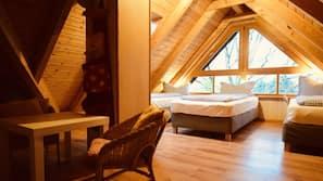 6 Schlafzimmer, Bügeleisen/Bügelbrett, Babybetten, WLAN