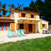 Term Rent in the Countryside, 5 Minutes to Shops 10 mn Isle sur la Sorgue