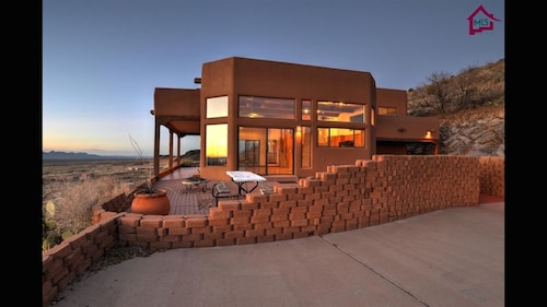 Great Place to stay Executive Home With Endless Views In Soledad Canyon! near Las Cruces