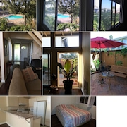 Large Pool View 1br/2ba & Den Near Disneyland, South Coast Plaza & Newport Beach