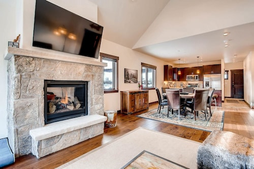 Riverside Condo in Silverthorne by RedAwning