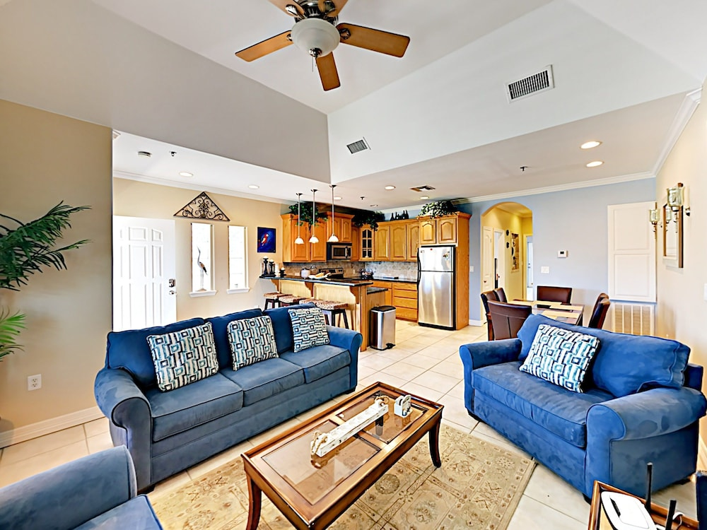 Condo, 2 Bedrooms, Balcony (South Padre Condo by the Beach) - Featured Image