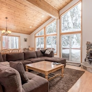 Tahoe Donner  – Walk To Trout Creek 3 Bedroom Home
