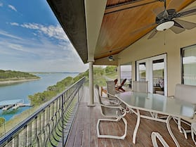 Shiraz Haus on Lake Travis by RedAwning