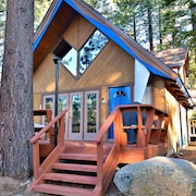 3BR/2BA North Lake Tahoe Chalet by RedAwning