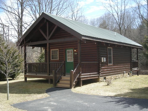 New River Trail Cabins