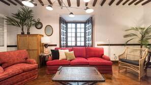 3 Schlafzimmer, individuell dekoriert, Bügeleisen/Bügelbrett