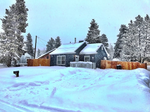 Cozy 1br/1ba Furnished House In Historic Leadville, CO