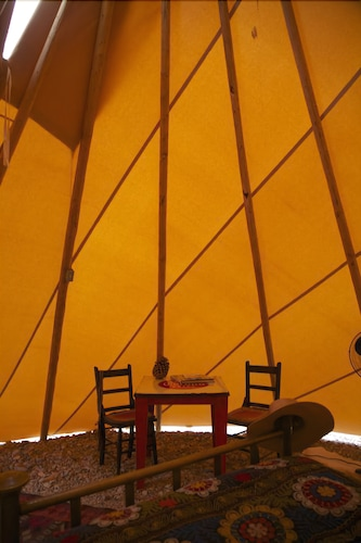 The Nomad Tipi In The Ghostown