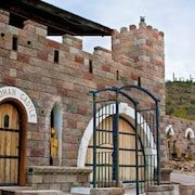 Mollohan Castle = Mountain Side Seclusion, Desert Beauty