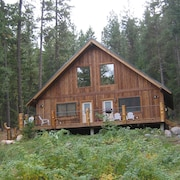 Upper Methow Valley Duplex Sleeps 5