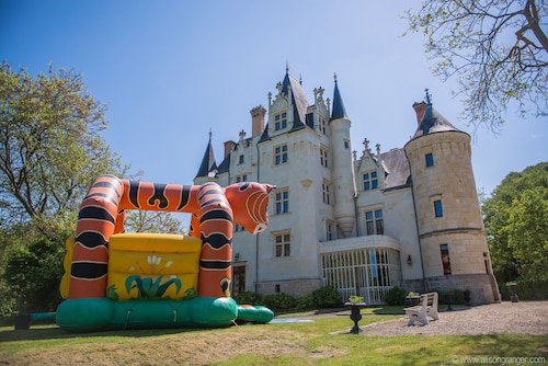 Castle in Touraine, Castle in Loire Valley