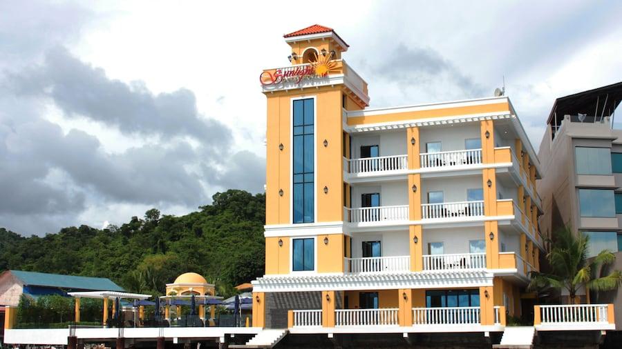 Sunlight Guest Hotel Coron