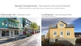 Akureyri City Apartments - Akureyri Hotels